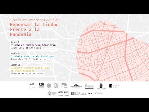 Conversatorio: Ciudad y Cambios de Paradigma