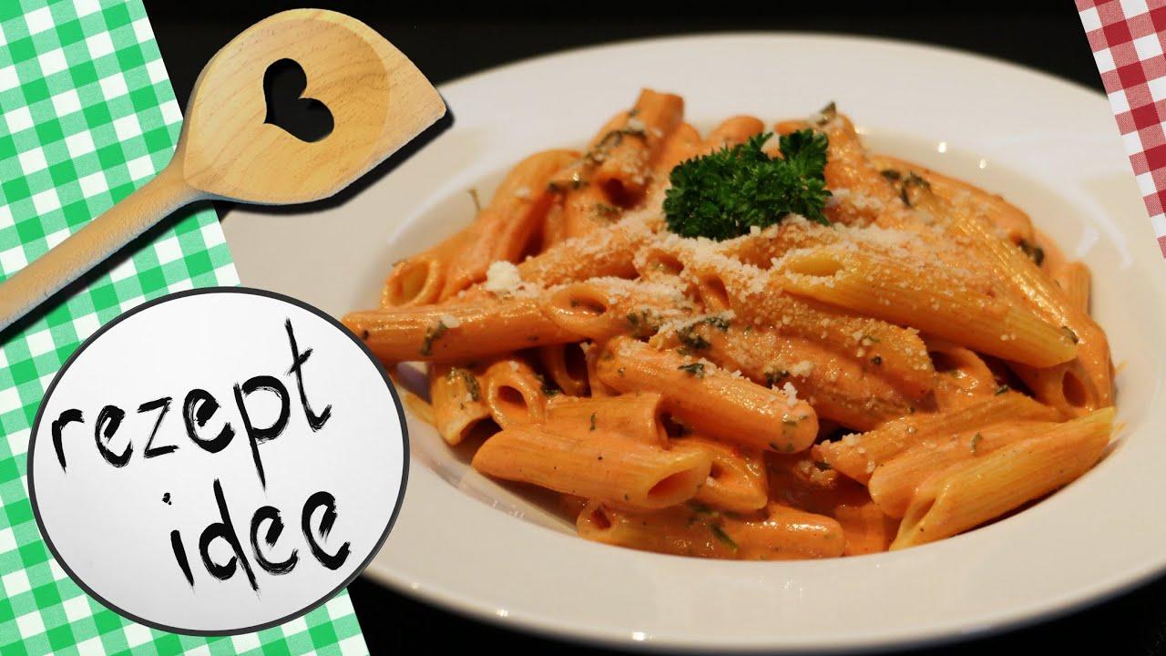 Pasta Cinque Pi - einfaches italienisches Nudelgericht | Rezeptidee
