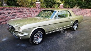 1966 Ford Mustang Coupe for sale Old Town Automobile in Maryland