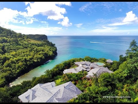 St. Lucia's Most Luxury Villa - Villa Les Jolies Eaux for Large Groups