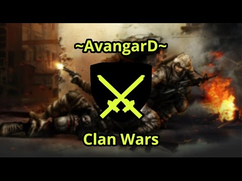 ~AvangarD~ Clan War VS. Insane Unity