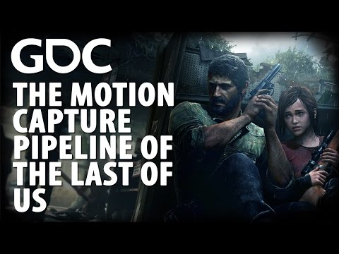The Motion Capture Pipeline of The Last of Us