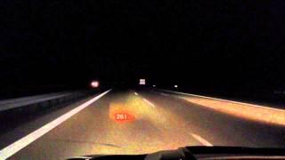 Schwarz ist die Nacht - Black Pearl der Autobahn