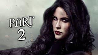The Witcher 3 Wild Hunt Walkthrough Gameplay Part 2 - Gooseberries (PS4 Xbox One)