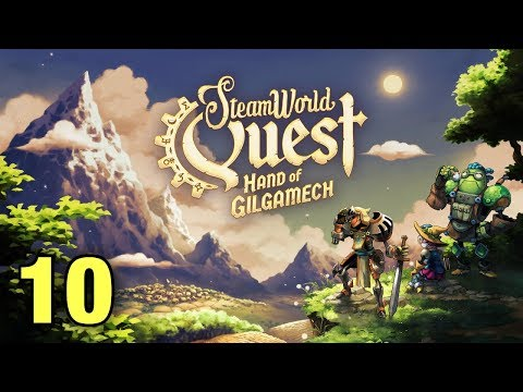 Chapter 10: The Misguided Mentor | SteamWorld Quest: Hand of Gilgamech |