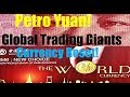 Petro Yuan! Global Trading Giants Dip Toes in China Oil Futures on Debut Day! Currency Reset!