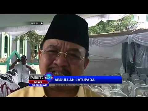 300 Jemaah Haji Asal Maluku Utara Rentan Sakit Tetap Berangkat - NET24