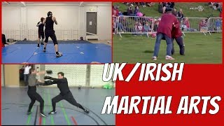 Let's Look At UK/Irish Martial Arts - Pugilism/Bare Knuckle Boxing