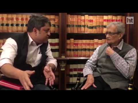 Amartya Sen on Democracy, Dissent and Universities