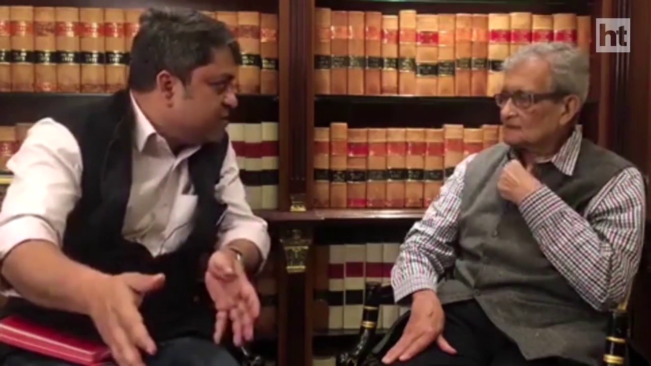 amartya sen democracy Nobel laureate amartya sen told india today that the recent unrest in kashmir has been grossly mishandled by the indian government to the extent that the region reflects as the biggest blot on indian democracy in the west.