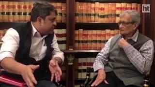 Amartya Sen on Democracy, Dissent and Universities