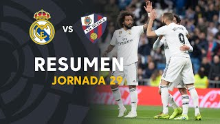 Resumen de Real Madrid vs SD Huesca (3-2)