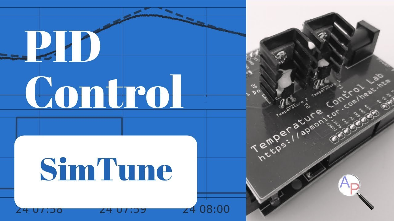 Temperature Control Lab | Dynamics and Control