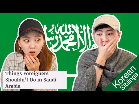 Things to Prepare for Saudi Arabia Trip🇸🇦