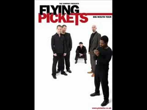 The Flying Pickets -  She Drives Me Crazy