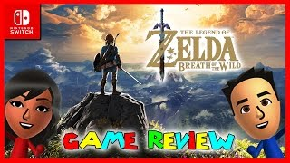 """The Legend of Zelda: Breath of the Wild"" REVIEW (Nintendo Switch) – The Nintendo Power Couple"