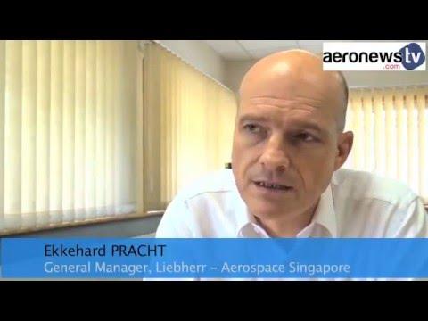 Liebherr - Aerospace in Singapore