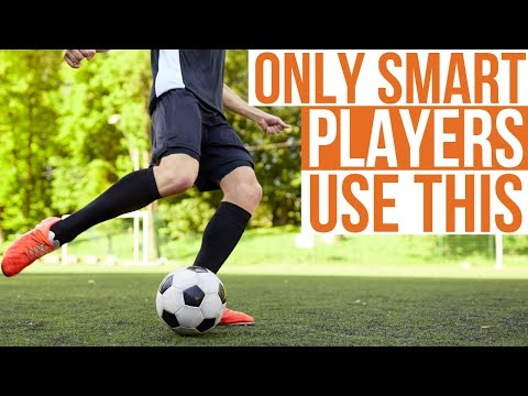 The Skill Move Used By The Smartest Footballers - Outsmart Everyone!