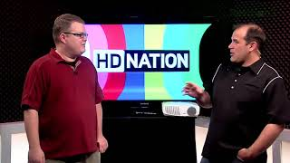 Projector Screen 101: Choosing and Set Up   HD Nation Clips
