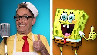 How Tom Kenny was cast as SPONGEBOB SQUAREPANTS