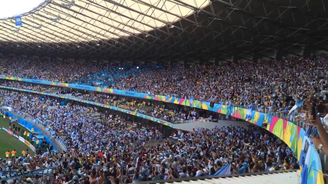 Mundial de Rusia 2018: Argentina es el tercer país que mas solicitó entradas para ver los partidos de fútbol