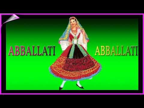 ABBALLATI ABBALLATI [SICILIAN SONG]