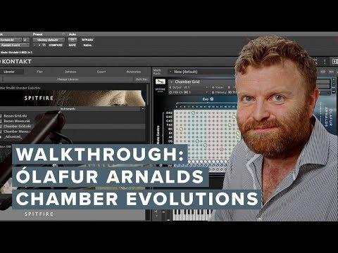 Walkthrough: Ólafur Arnalds Chamber Evolutions