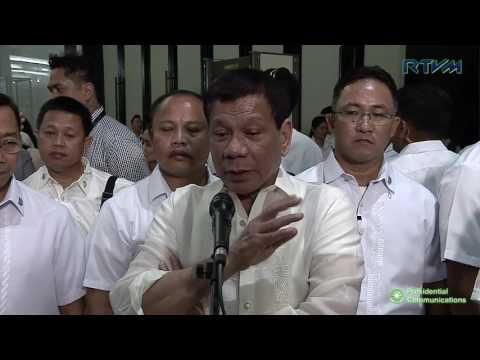 Media Interview - Davao City 7/21/2017