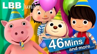 Birthday Song | And Lots More Original Songs | From LBB Junior!