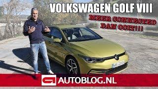 Volkswagen Golf 8 rijtest