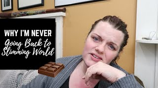 Cover images Why I'm Never Going Back To Slimming World • Team RH • Weight Loss