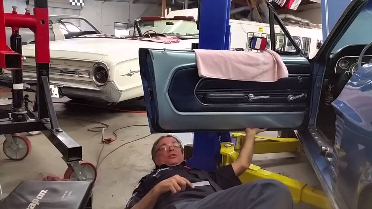 Weather stripping robert and richard 39 s 1967 mustang for 1966 mustang quarter window installation
