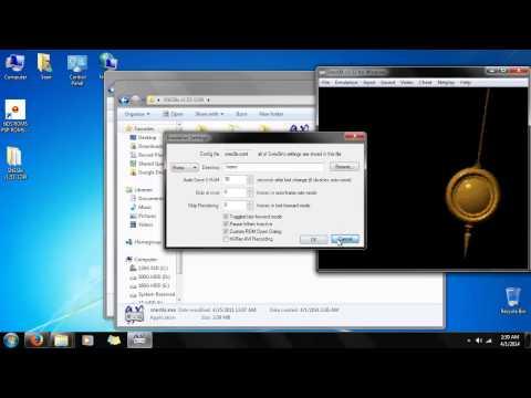 Emuparadise SNES Emulation Tutorial (Windows)