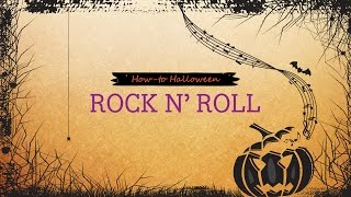How-To Halloween: Rock Star Thumbnail