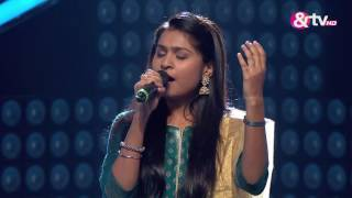 Video Isha Singh – Aji Roothkar | The Blind Auditions | The Voice India 2 download MP3, 3GP, MP4, WEBM, AVI, FLV April 2018