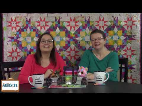 308: Common Fabric Scrap Sizes and Quilting with Rulers