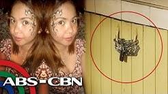 SOCO: Boyfriend finds body of girlfriend stuffed in a suitcase under the sink