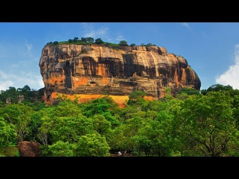 sigiriya rock fortress dambulla go places sri lanka. Black Bedroom Furniture Sets. Home Design Ideas