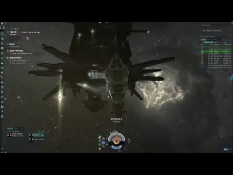 Eve Online - New Force Auxiliary Carriers