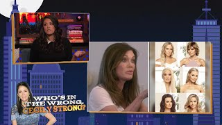 Who's in the Wrong, Cecily Strong? | WWHL