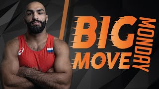 Big Move Monday -- A. SARGSIAN (RUS) -- U23 Worlds 2019 #WrestleBudapest