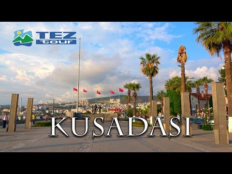 Kusadasi, Turkey 4K travel guide www.bluemaxbg.com