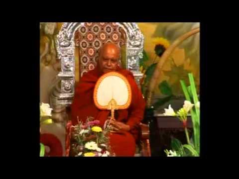 Ven Nauyane Ariyadhamma Thero - සෝවාන් මාර්ගය සහ වැඩිය යුතු මාර්ග සතර