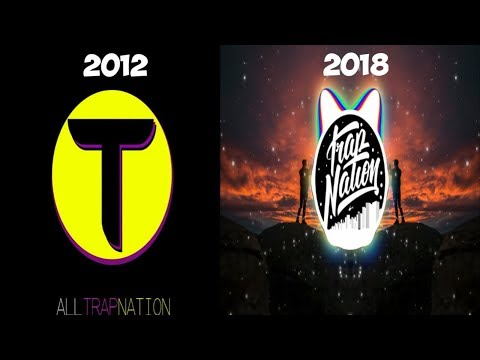 Trap Nation visualizer Evolution