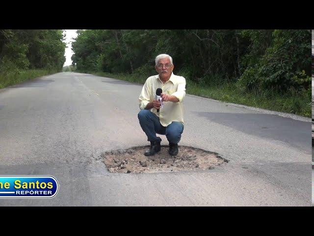 Perigo na Rodovia BA 001   Porto Seguro - Bahia