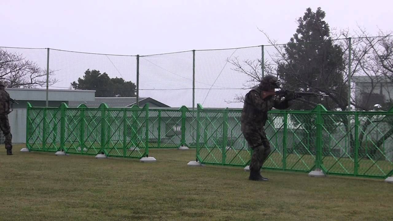 A111030 航空自衛隊串本分屯基地...