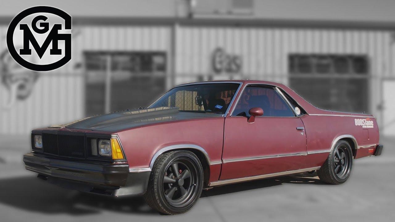 1980 Chevrolet El Camino | Build Of The Week [VIDEO] – GAS