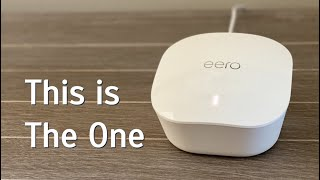 Amazon eero Mesh Home WiFi System Review