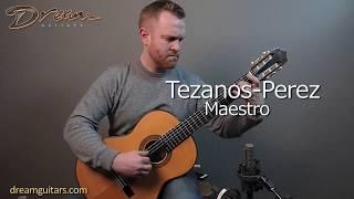 2000 Tezanos-Perez Maestro, Rosewood/European Spruce