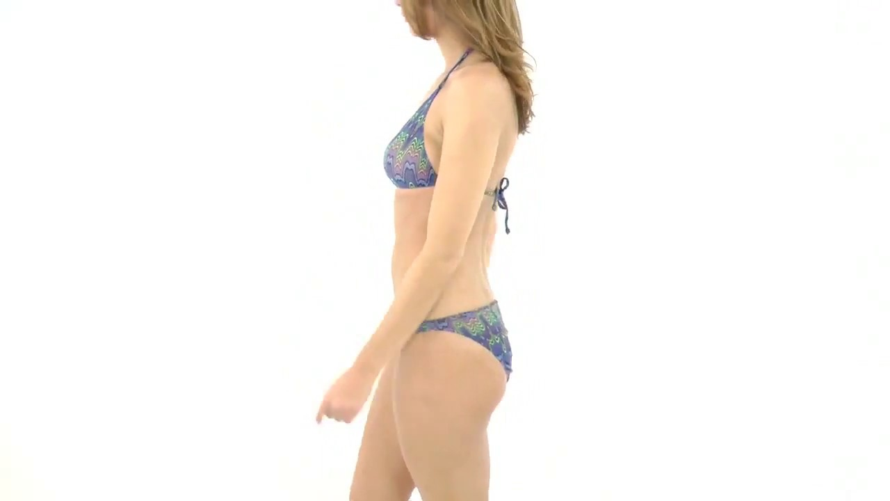 tan thru solar bikini